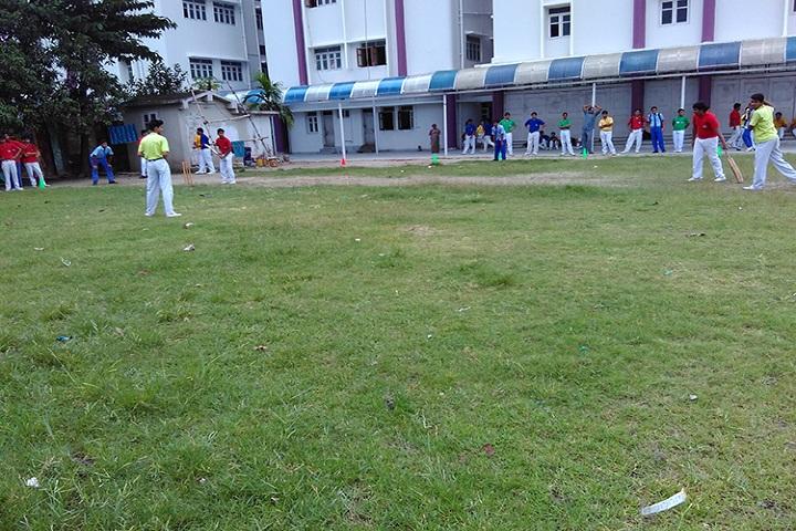 Salt Lake Shiksha Niketan-Play-Ground