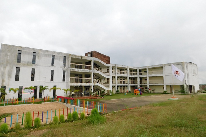 Saraswati Devi International School-Campus View