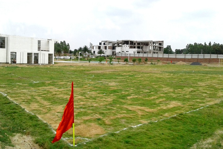 Saraswati Devi International School-Play Ground
