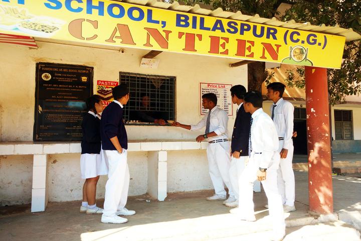 Burgess English Higher Secondary School-Canteen