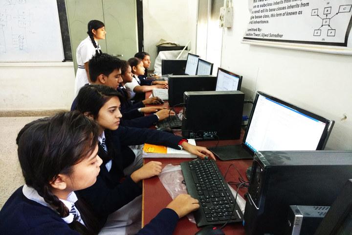 Burgess English Higher Secondary School-Computer Lab