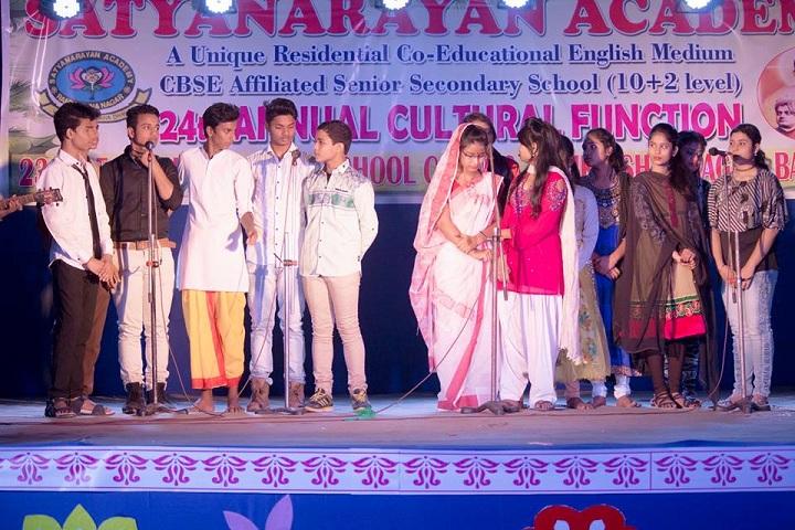 Satya Narayan Academy-Events