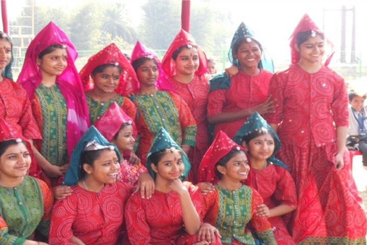 Shamayita Convent School-Activities