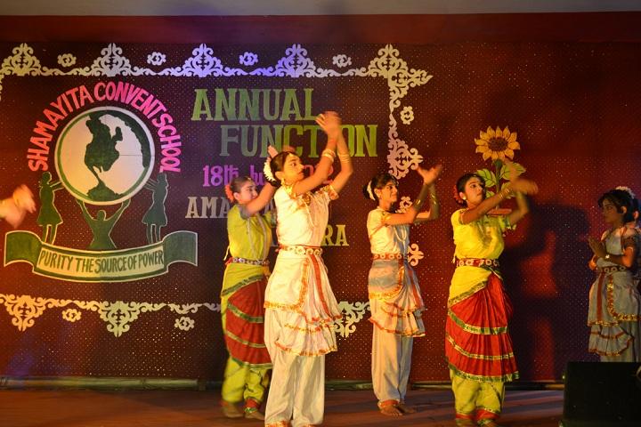 Shamayita Convent School-Annual Day