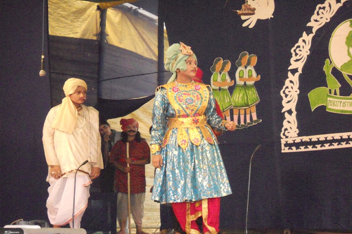 Shamayita Convent School-Drama
