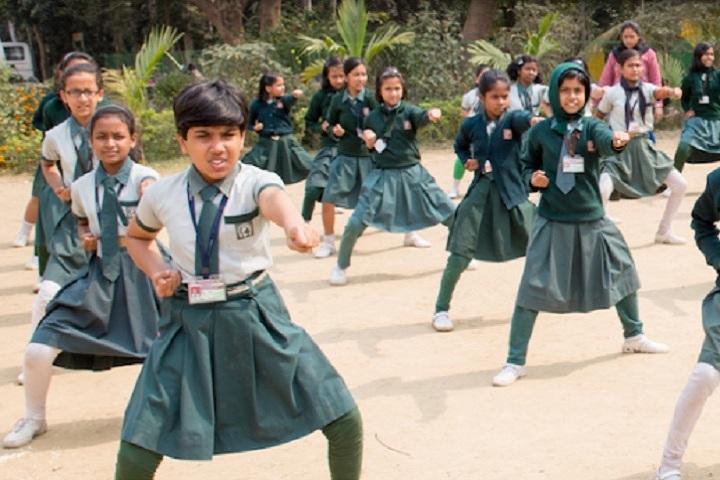 Shamayita Convent School-Self Defence