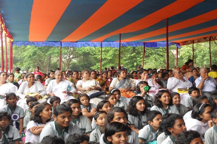 Shamayita Convent School-Students