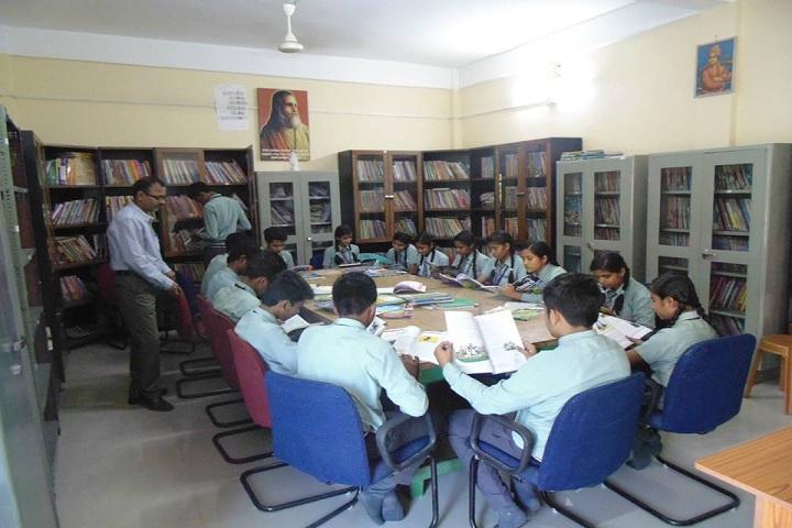 Shri Krishna Pranami Vidya Niketan-Library