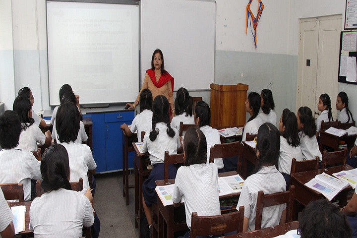 Shri Shikshayatan School-Classroom