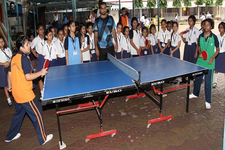 Shri Shikshayatan School-Indoor Games