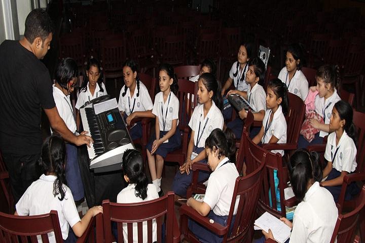 Shri Shikshayatan School-Music