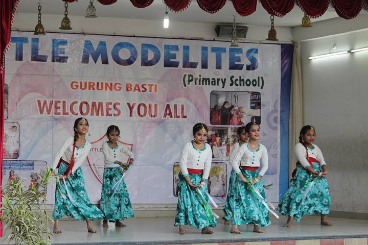 Siliguri Model High School-Dance