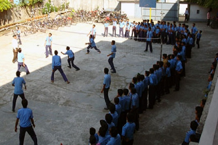 Siliguri Model High School-Sports