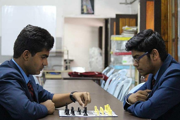 Siliguri Model High School-Indoor Games