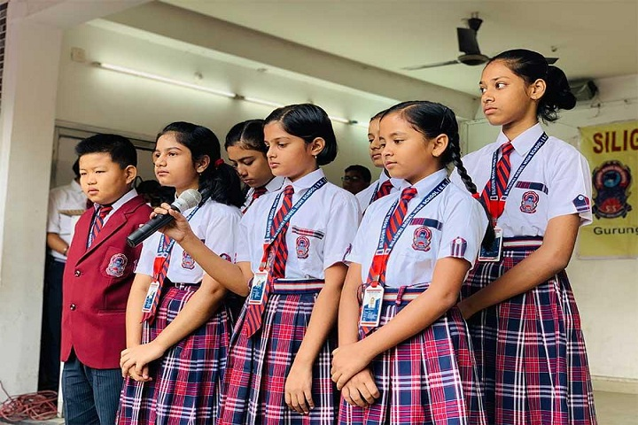 Siliguri Model High School-Singing