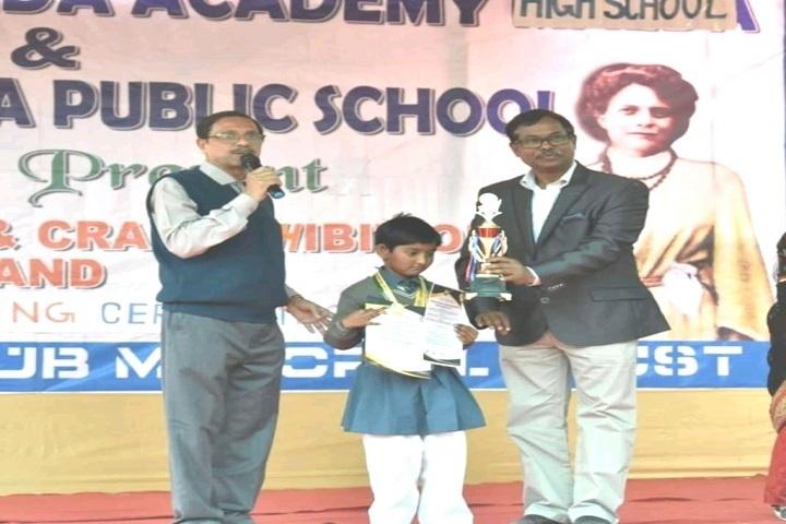 Sister Nivedita Public School-Achievements