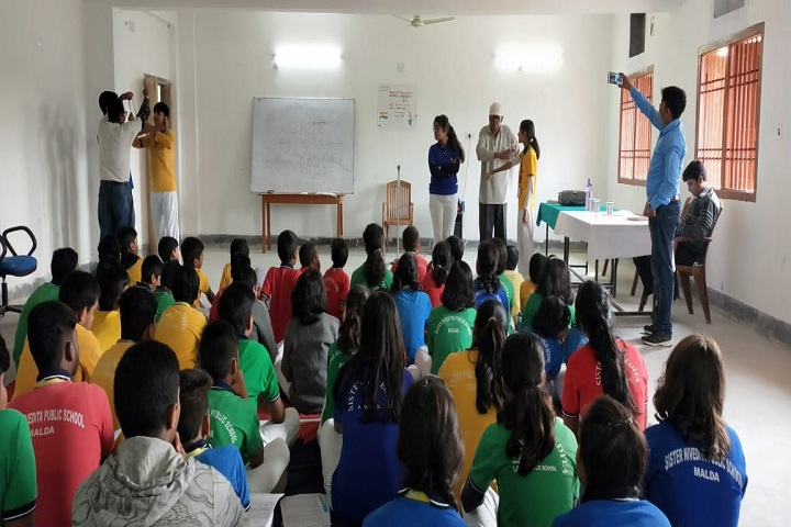 Sister Nivedita Public School-Activities