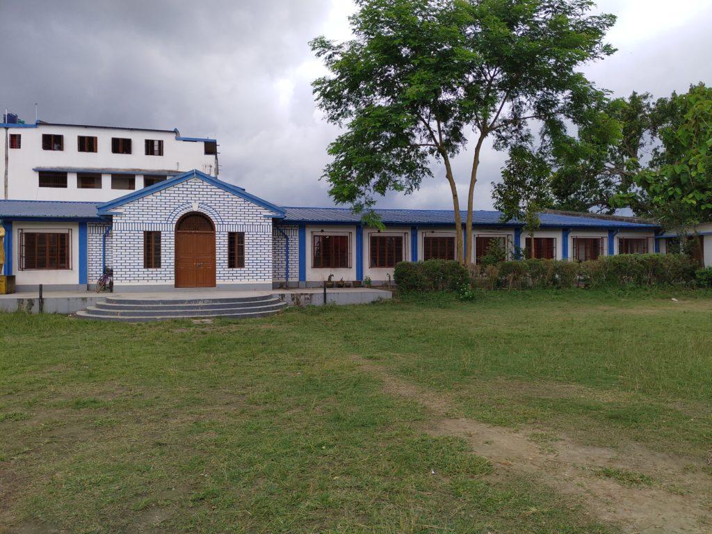 Sister Nivedita Public School-Campus View