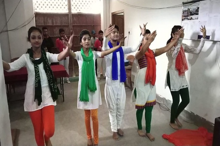 Sister Nivedita Public School-Dance