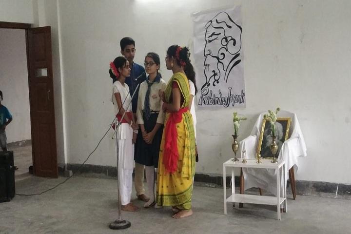 Sister Nivedita Public School-Singing