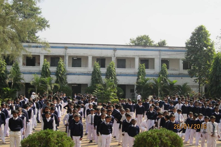 South East Railway Boys Higher Secondary School-Assembly