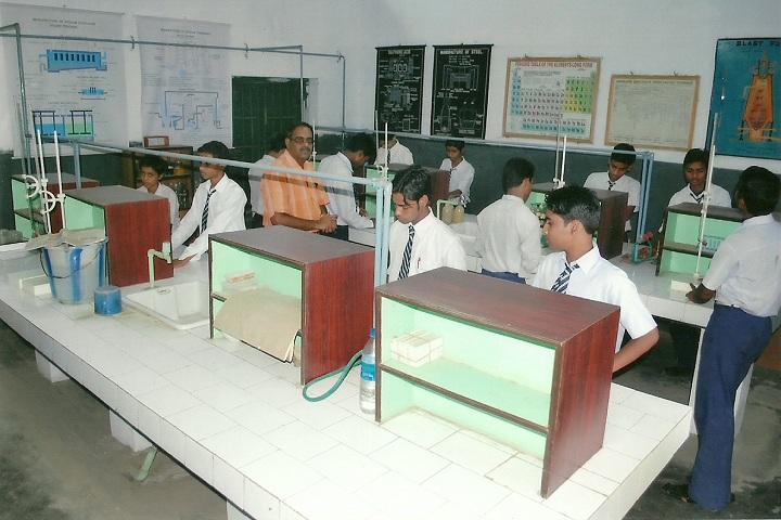 South East Railway Boys Higher Secondary School-Chemistry Lab