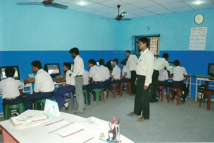 South East Railway Boys Higher Secondary School-Computer Lab
