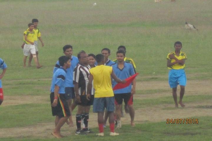 South East Railway Boys Higher Secondary School-Sports
