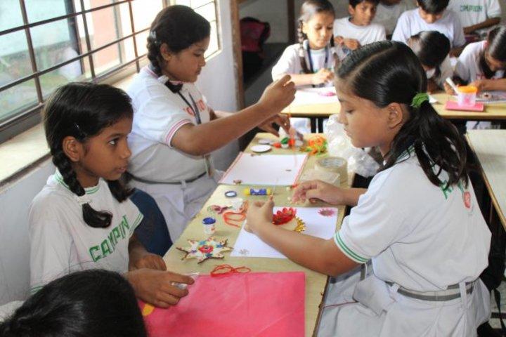Campion School-Art And Craft