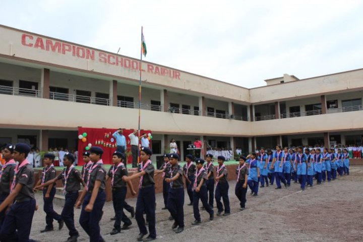 Campion School-Independence Day