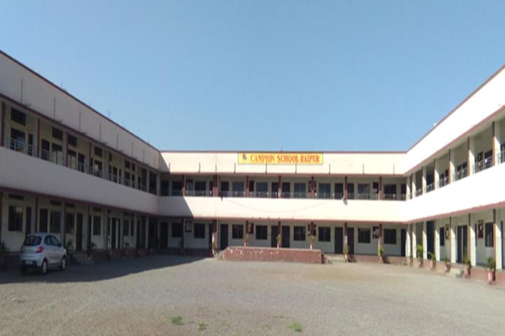 Campion School-School Campus