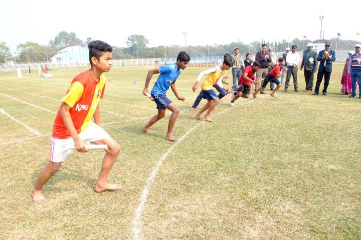 South Eastern Railway Senior Secondary School-Games