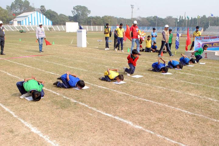 South Eastern Railway Senior Secondary School-Sports