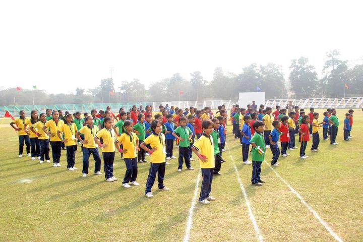 South Eastern Railway Senior Secondary School-Yoga