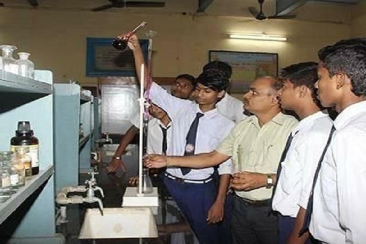 South Eastern Railway Senior Secondary School-Lab