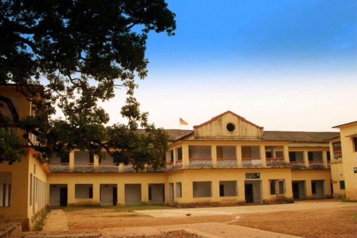 South Eastern Railway Senior Secondary School-School Building