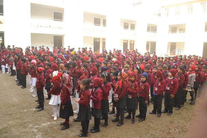 Srihari Global School-Assembly