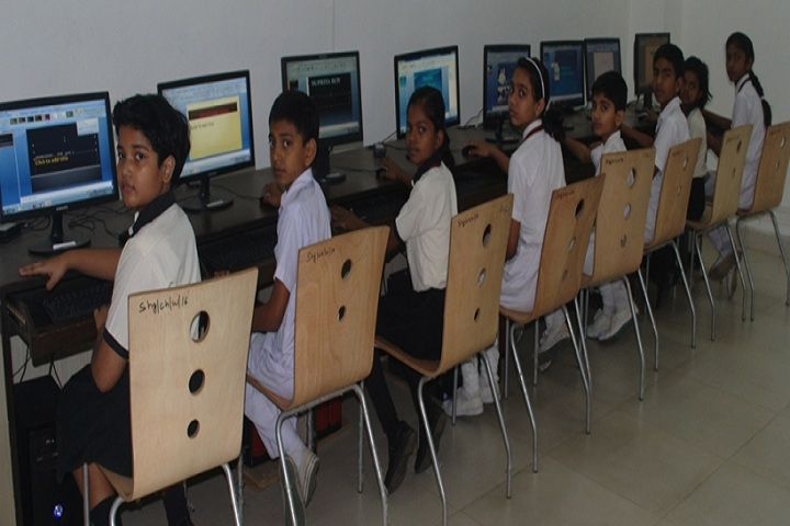 Srihari Global School-Computer Lab