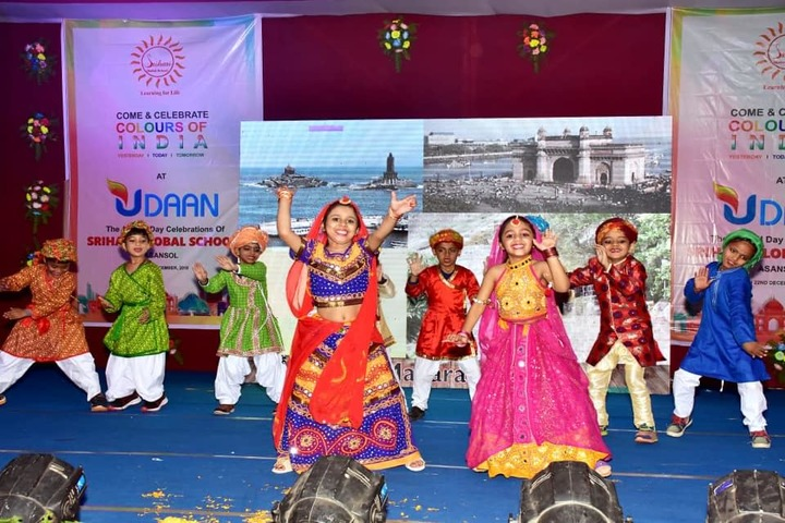 Srihari Global School-Events