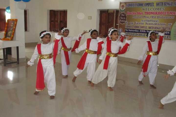 St Xaviers High School-Cultural Event