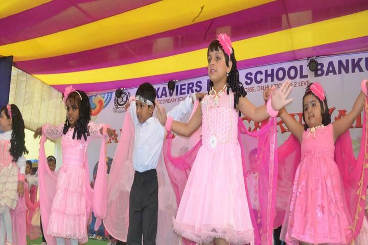 St Xaviers High School-Dance