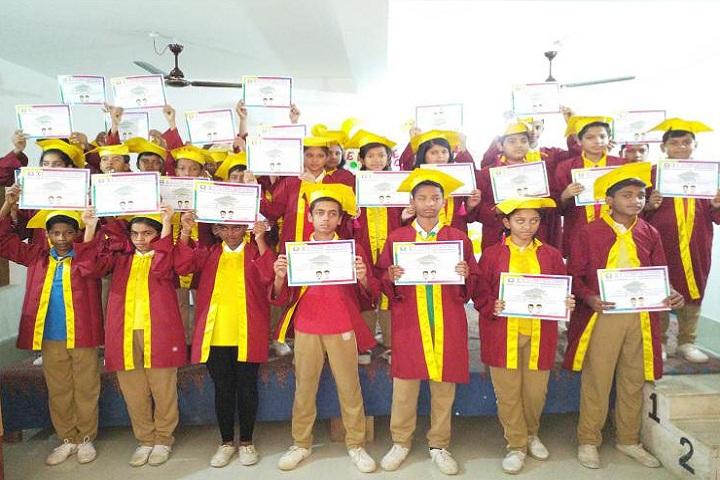 St Xaviers High School-Graduation day
