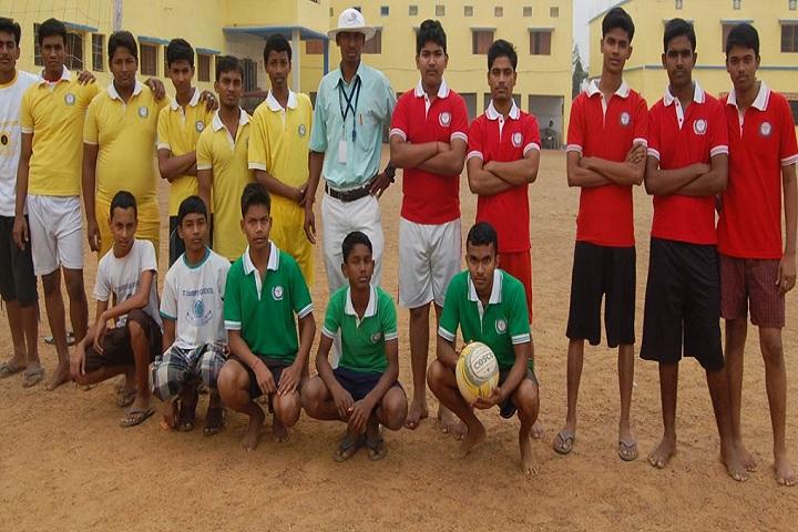 St Xaviers High School-Sports Team