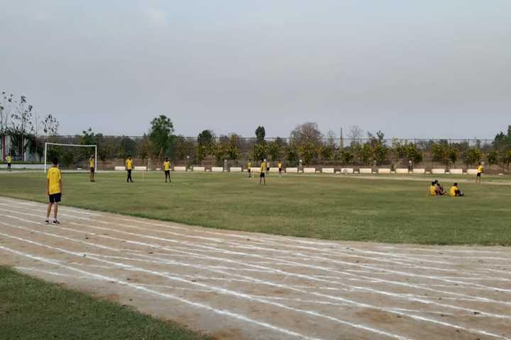 Career Point World School-Sports Ground