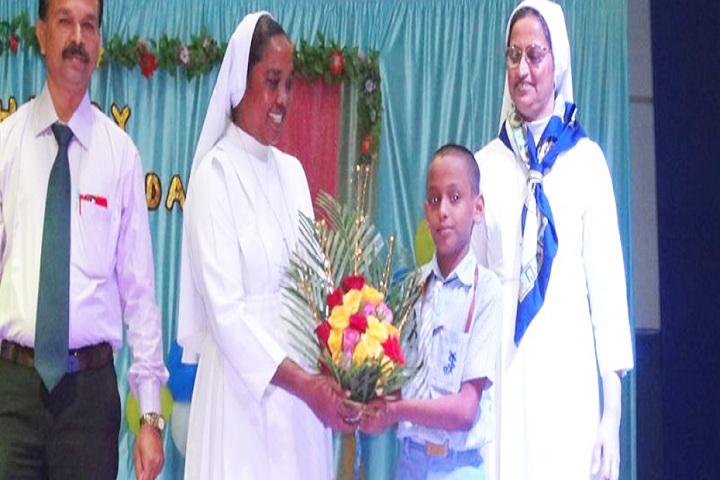 St Josephs Convent High School-Achievement