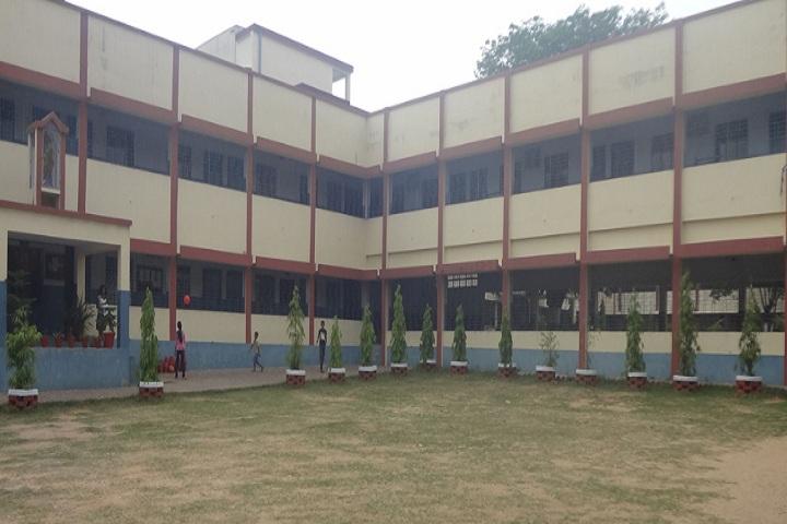 St Josephs Convent High School-Campus