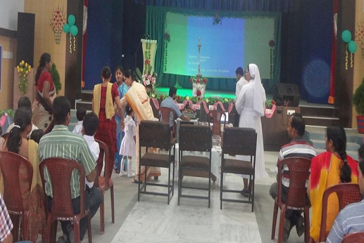 St Josephs Convent High School-Festival Celebration