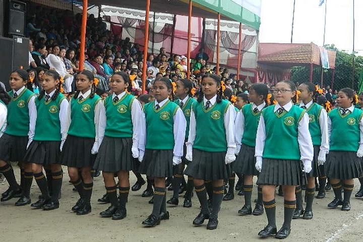 St Marys School-Assembly