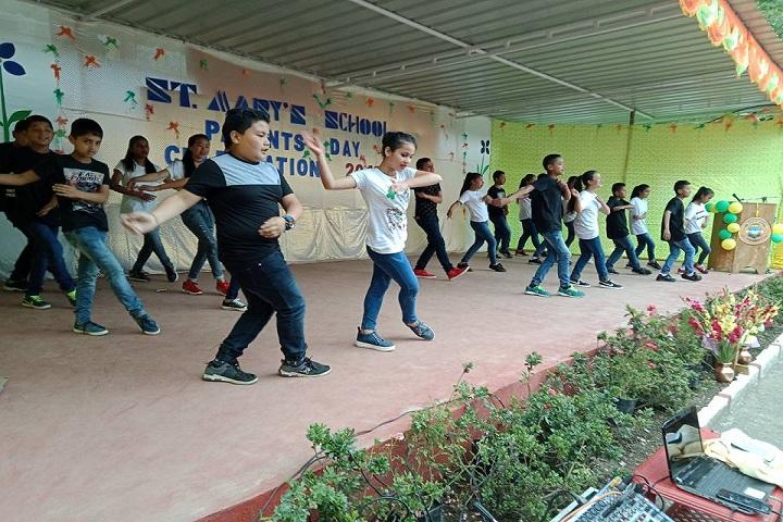 St Marys School-Dance
