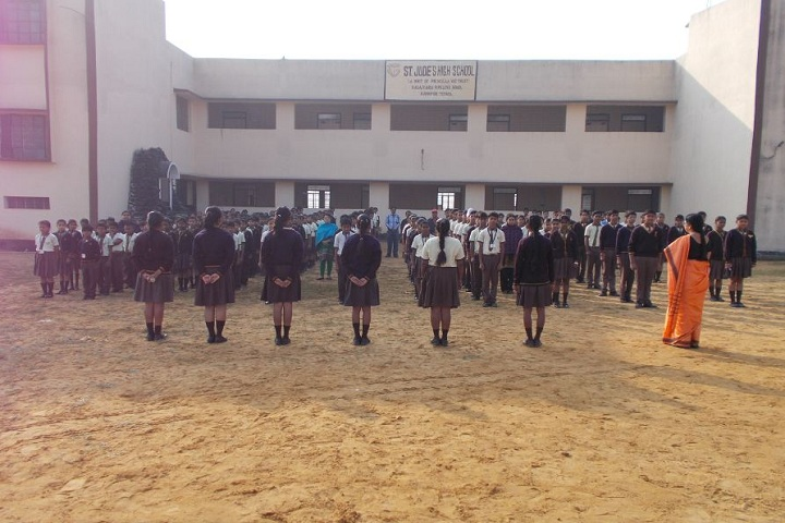 St Judes High School-Assembly